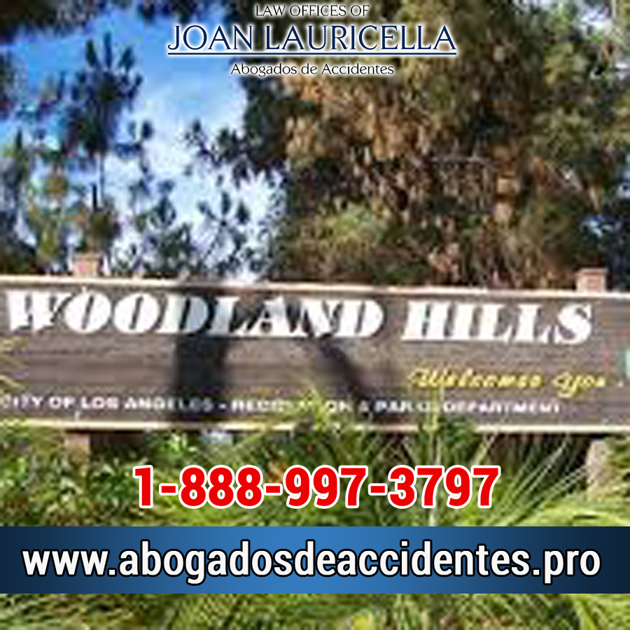 Abogado de Accidentes en Woodland Hills Ca