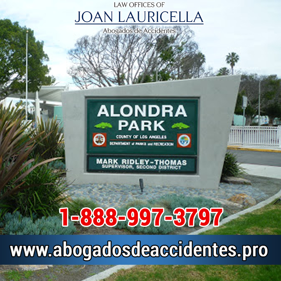 Abogados de Accidentes en Alondra Park