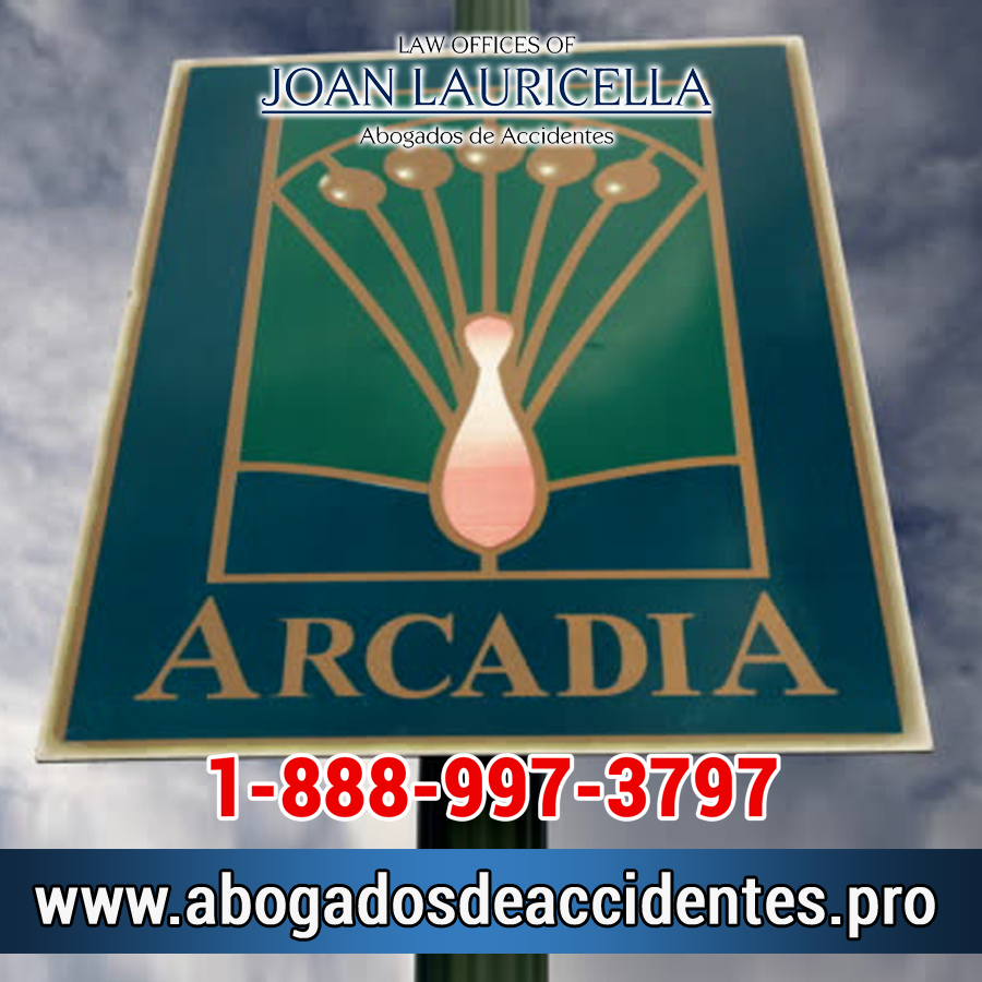Abogados de Accidentes en Arcadia CA