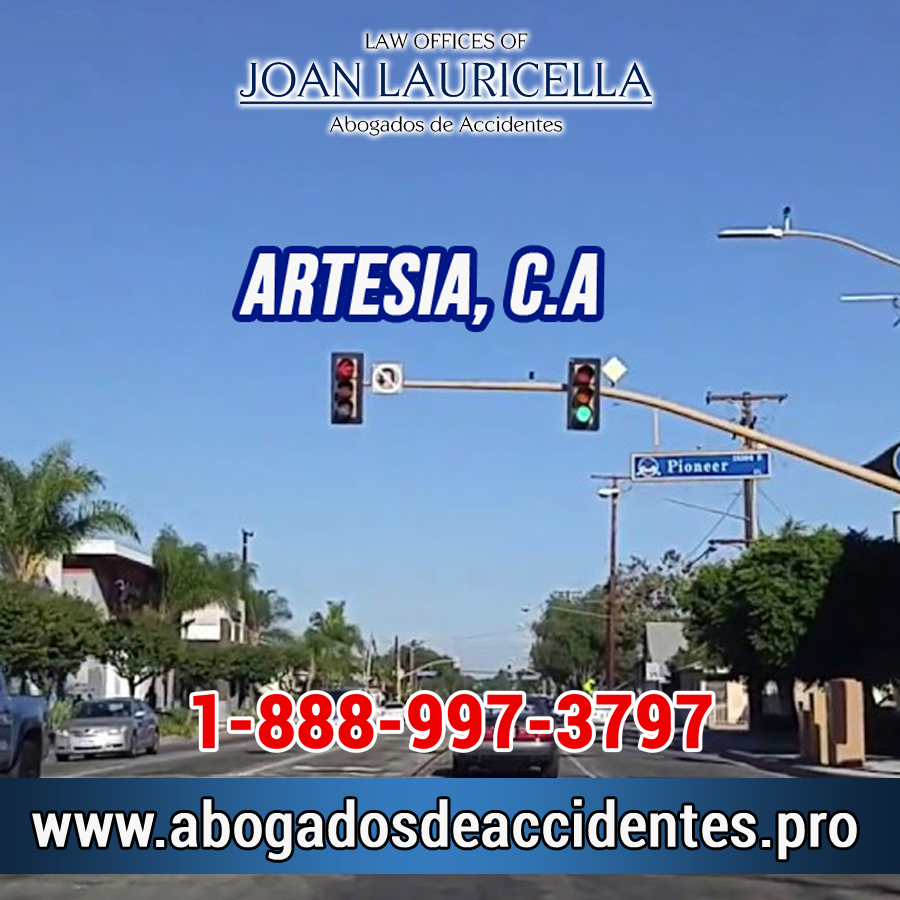 Abogados de Accidentes en Artesia CA
