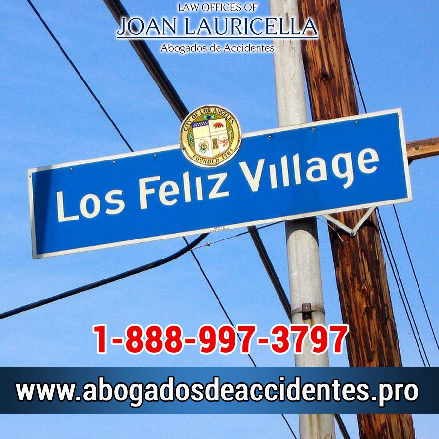 Abogados de Accidentes en Los Feliz CA