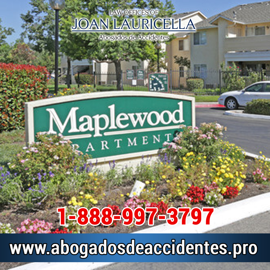 Abogados de Accidente en Maplewood-St. Andrews CA