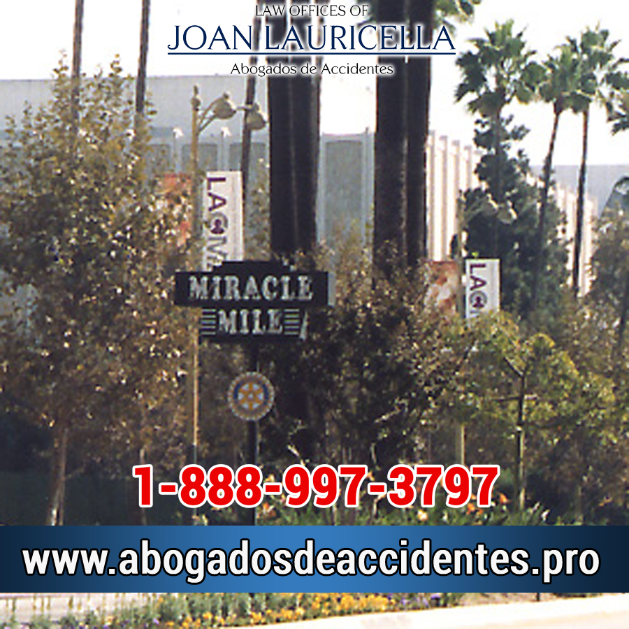 Abogados de Accidentes en Miracle Mile CA