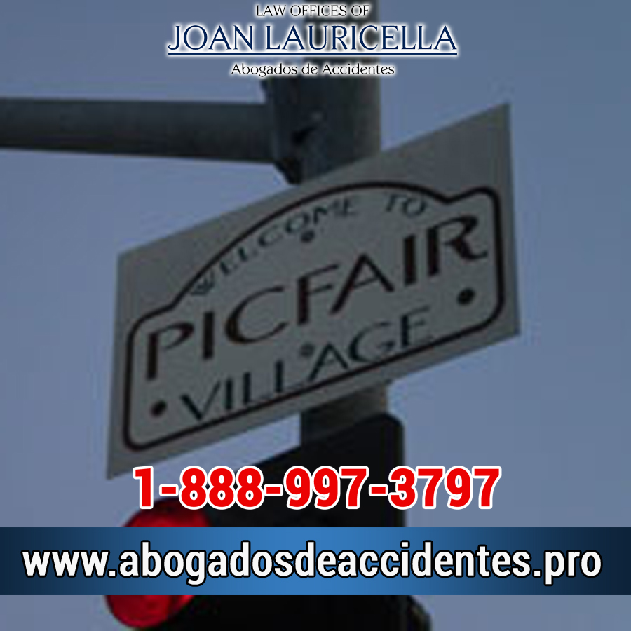 Abogado de Accidentes en Picfair Village CA