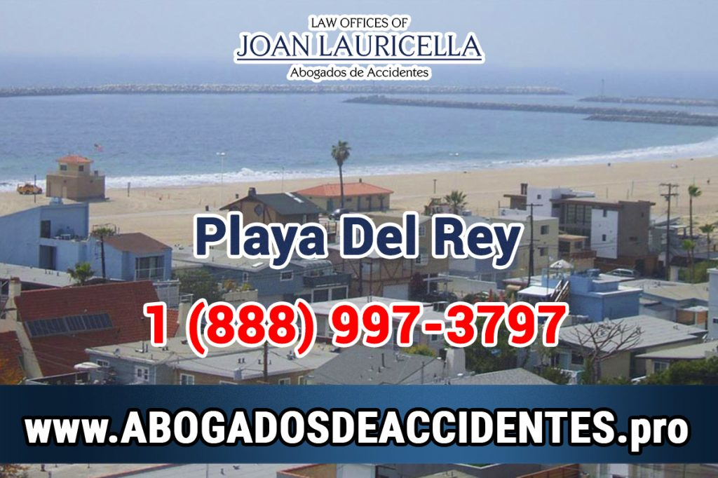 Abogado de Accidentes en Playa del Rey