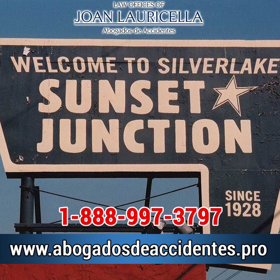 Abogados de Accidentes en Silver Lake
