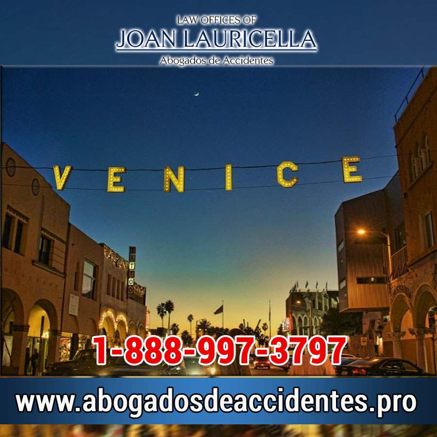 Abogado de Accidentes en Venice