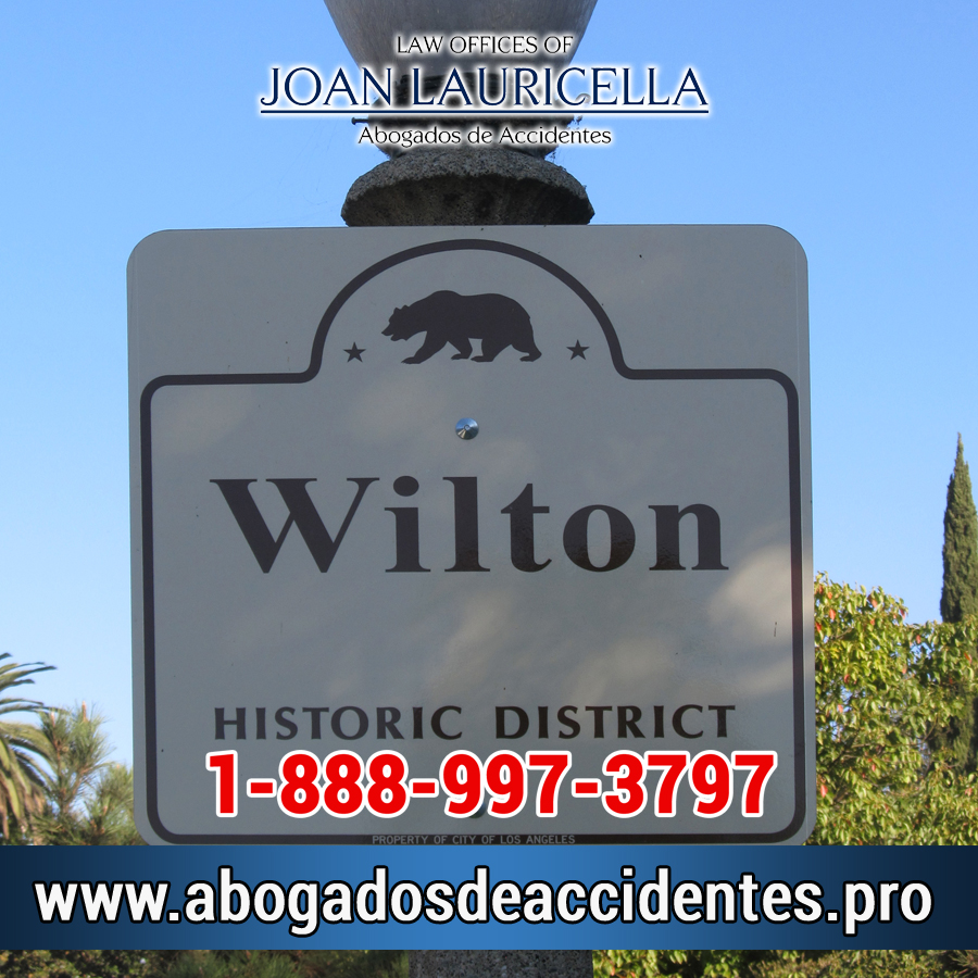 Abogados de Accidentes en Western Wilton CA