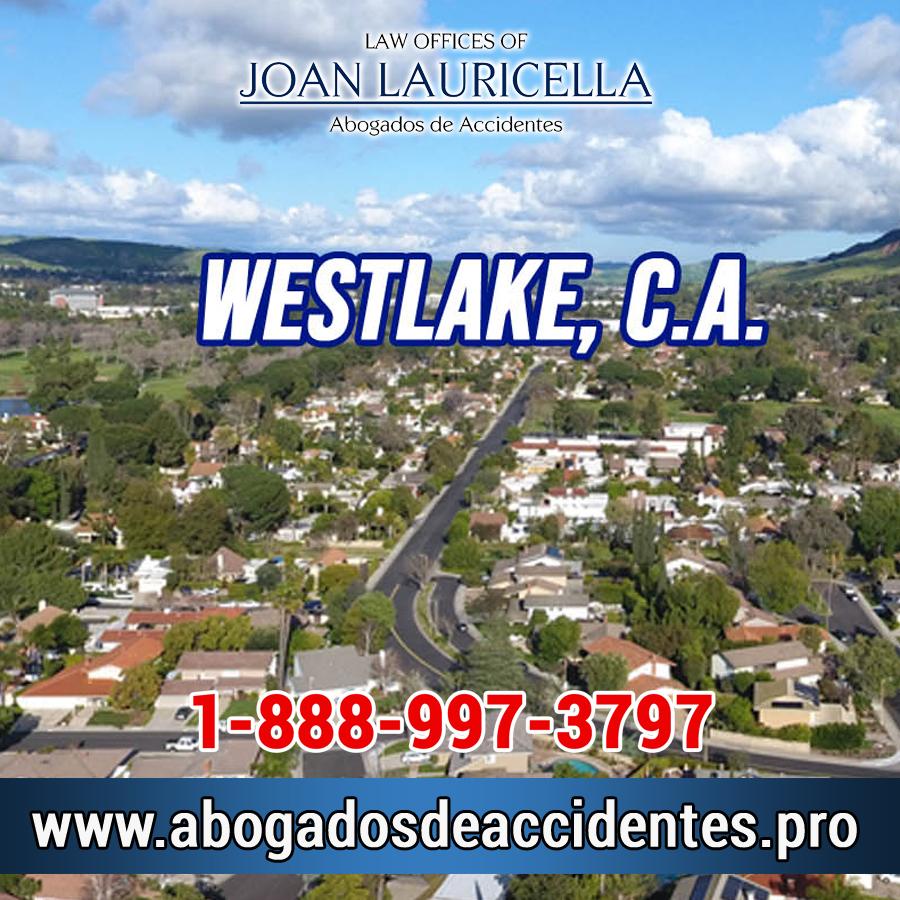 Abogados de Accidentes en Westlake CA