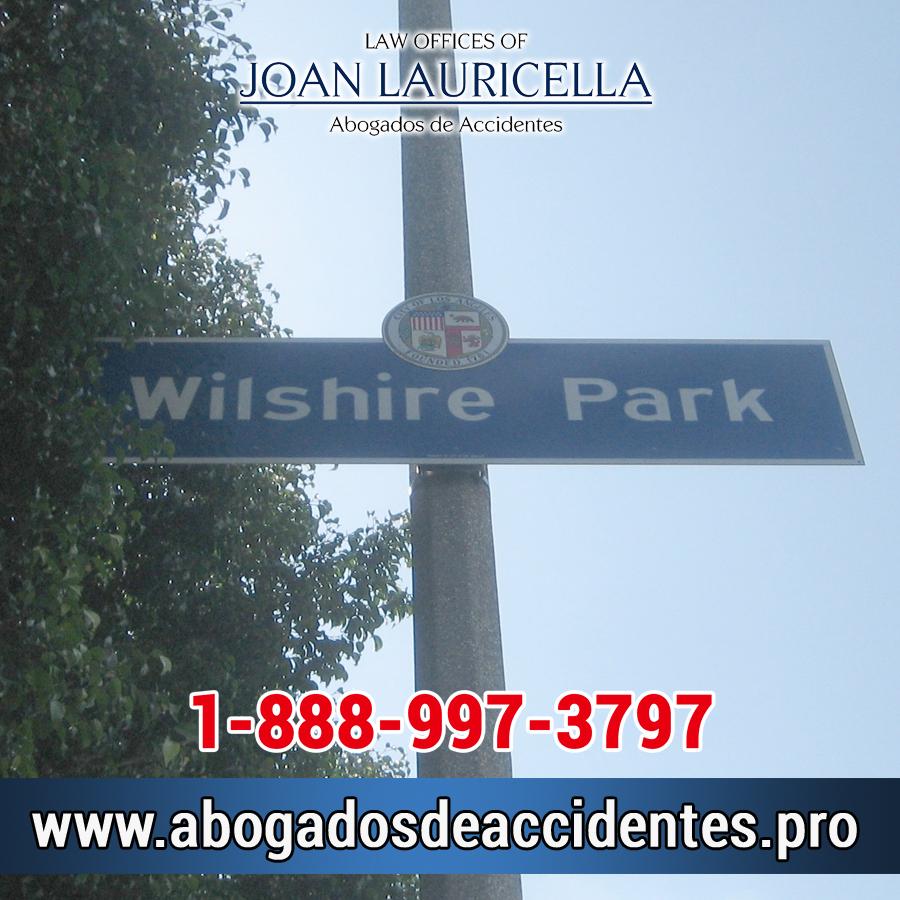 Abogados de Accidentes en Wilshire Park