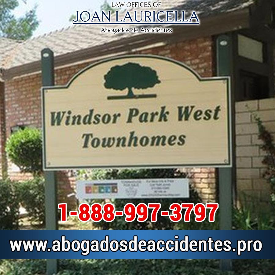 Abogados de Accidentes en Windsor Village CA