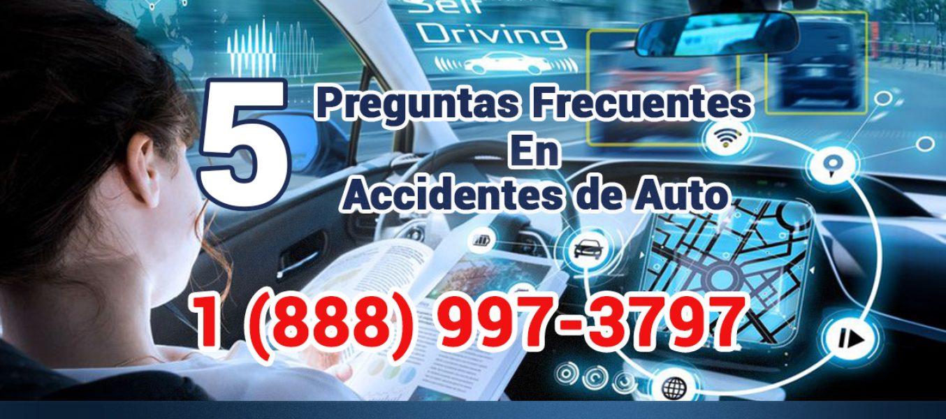 Accidentes Automovilísticos: Las 5 Preguntas Más Frecuentes en Los Angeles
