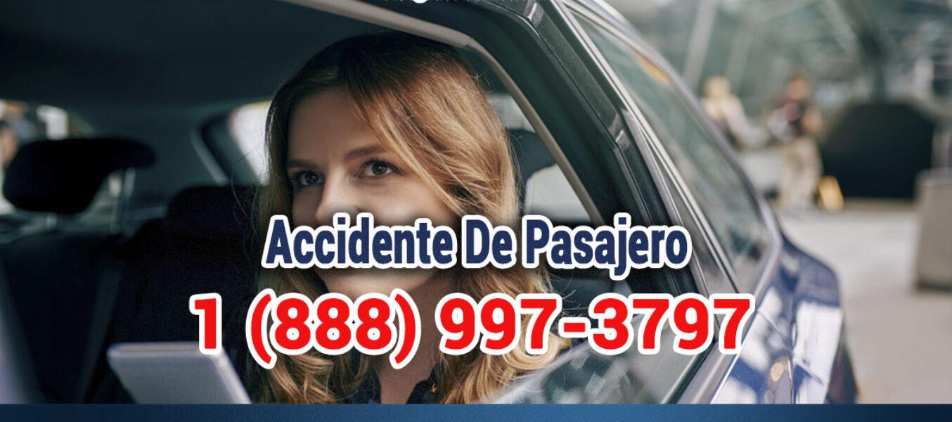 ¿Cuánto Dinero Puede Recuperar Un Pasajero En Un Accidente Automovilístico En Los Angeles?