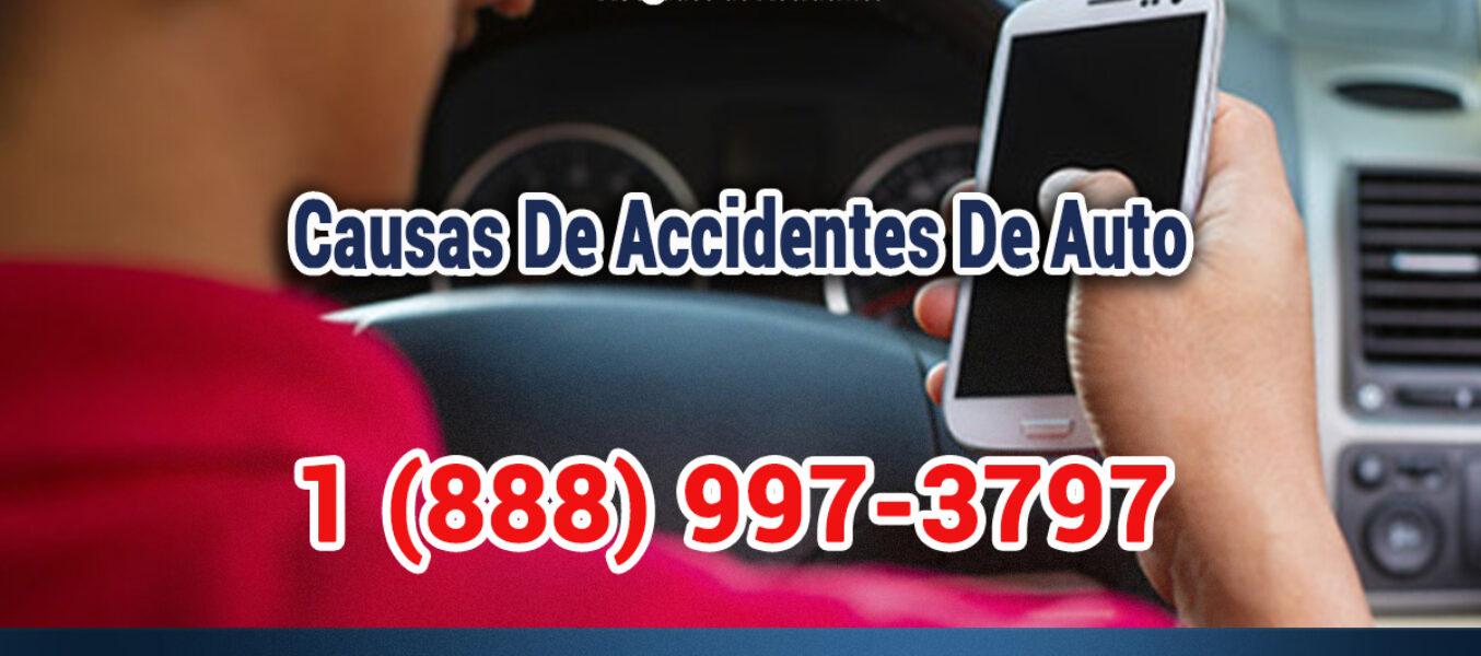 Razones Por Las Cuales Ocurren Los Accidentes De Auto En Los Angeles