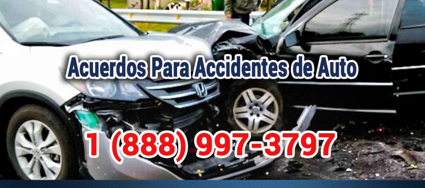 ¿Cómo Funcionan Los Acuerdos De Accidentes Automovilísticos En Los Angeles?