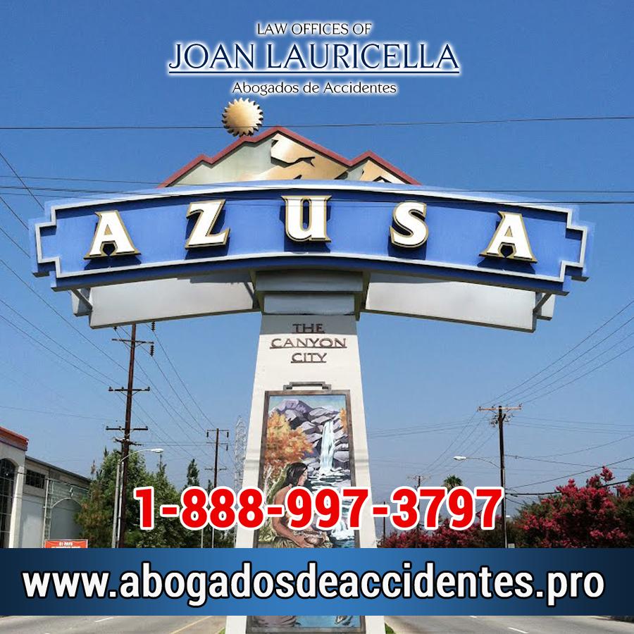 Abogados de Accidentes en Azusa
