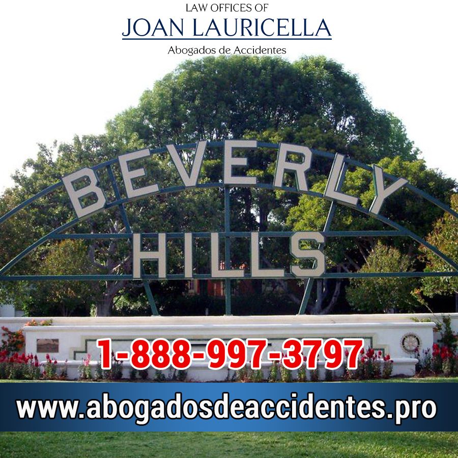 Abogados de Accidentes en Beverly Hills