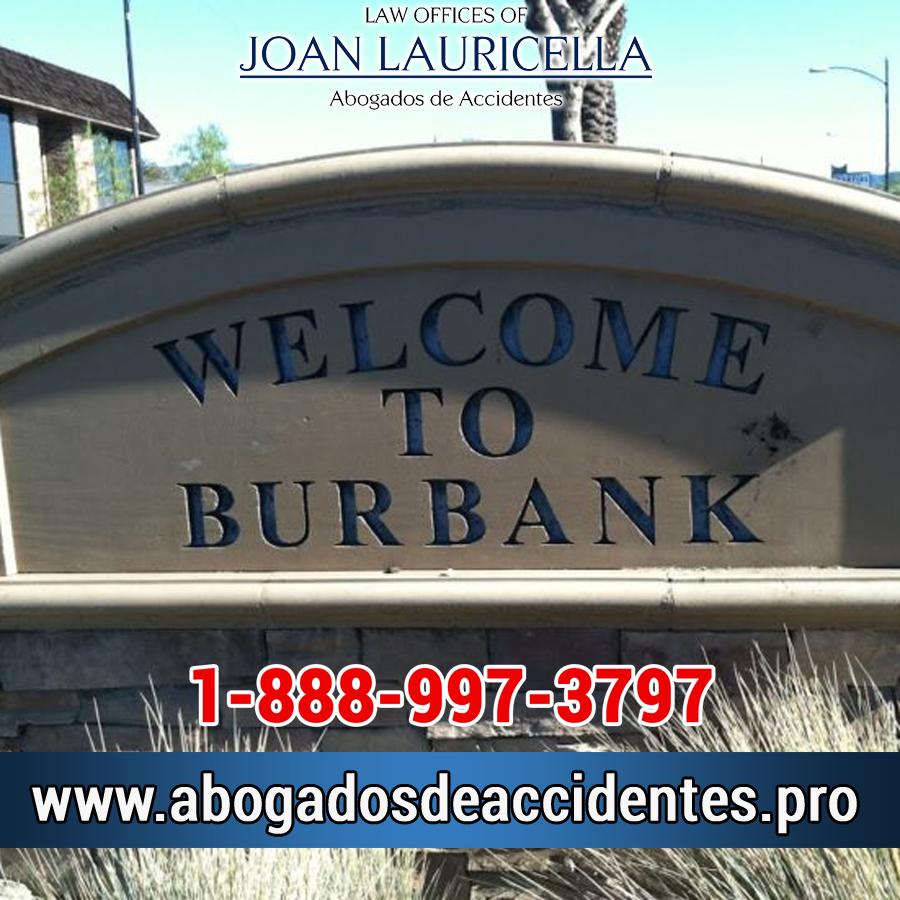Abogados de Accidentes en Burbank