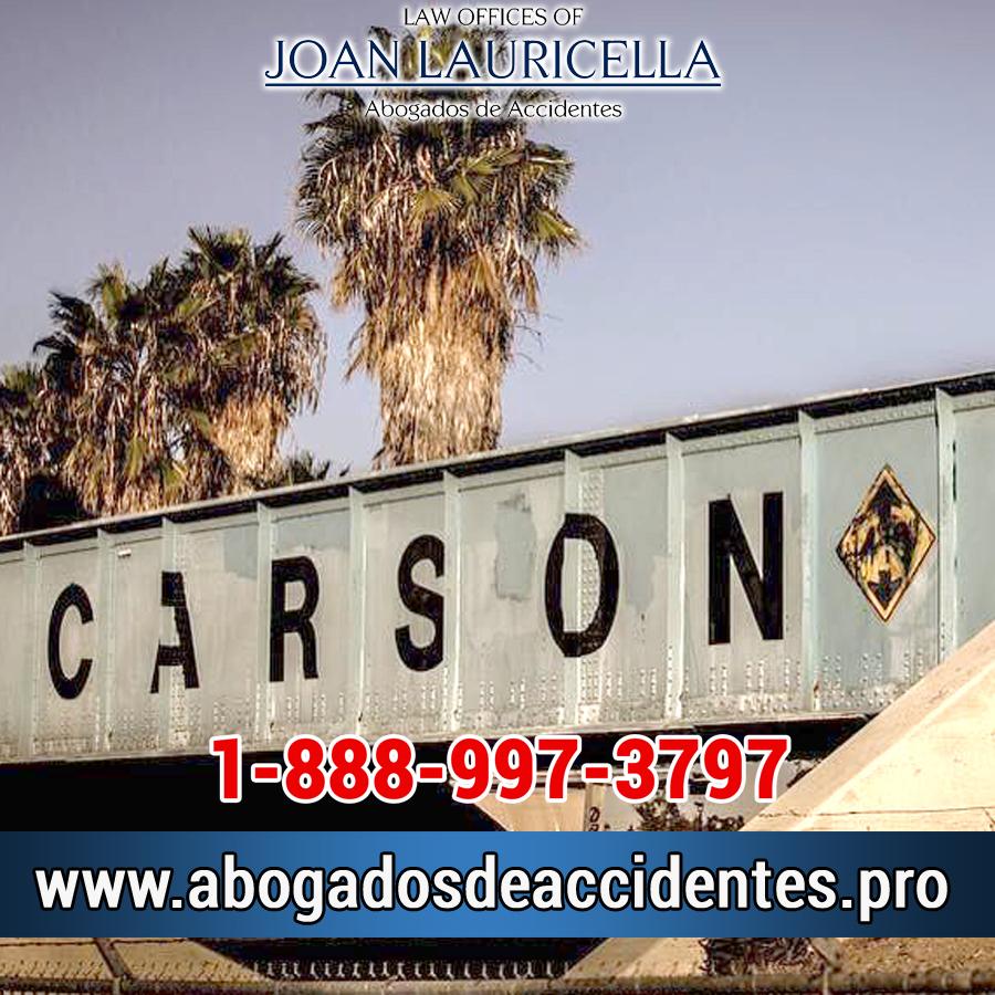 Abogados de Accidentes en Carson