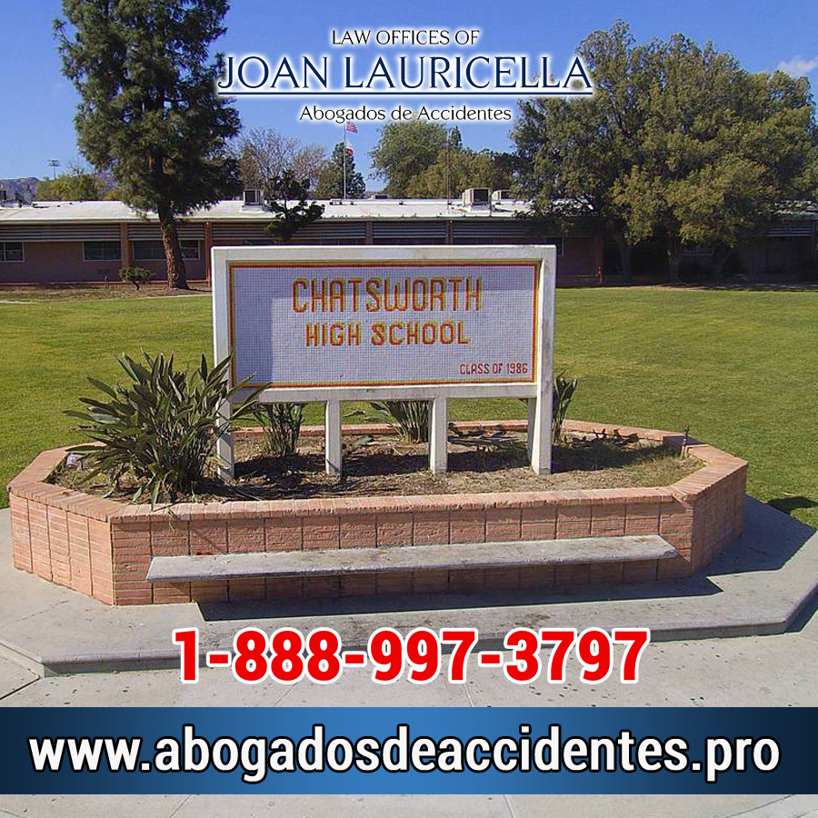 Abogados de Accidentes en Chatsworth