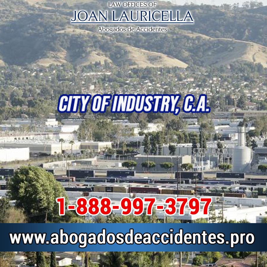 Abogados de Accidentes en City of Industry