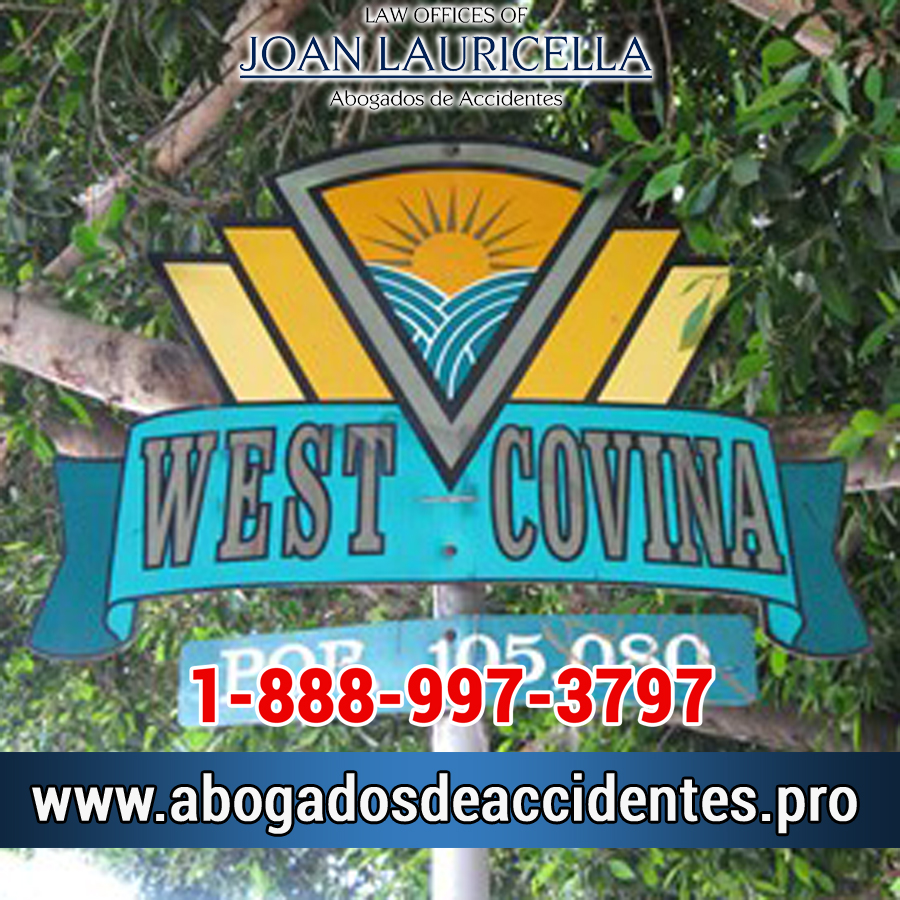 Abogados de Accidentes en West Covina