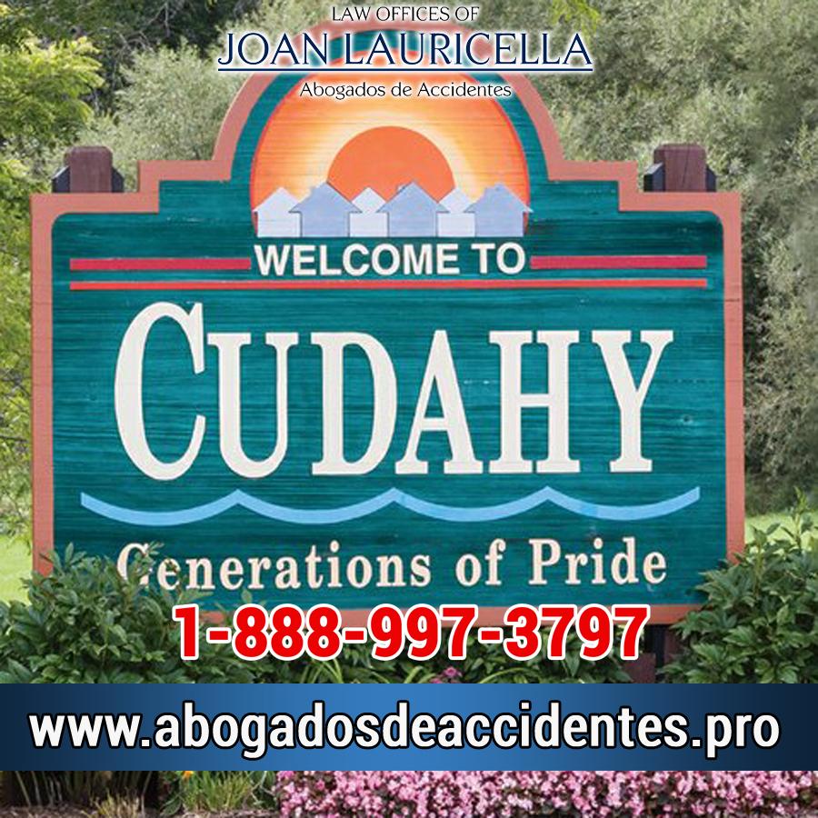 Abogados de Accidentes en Cudahy