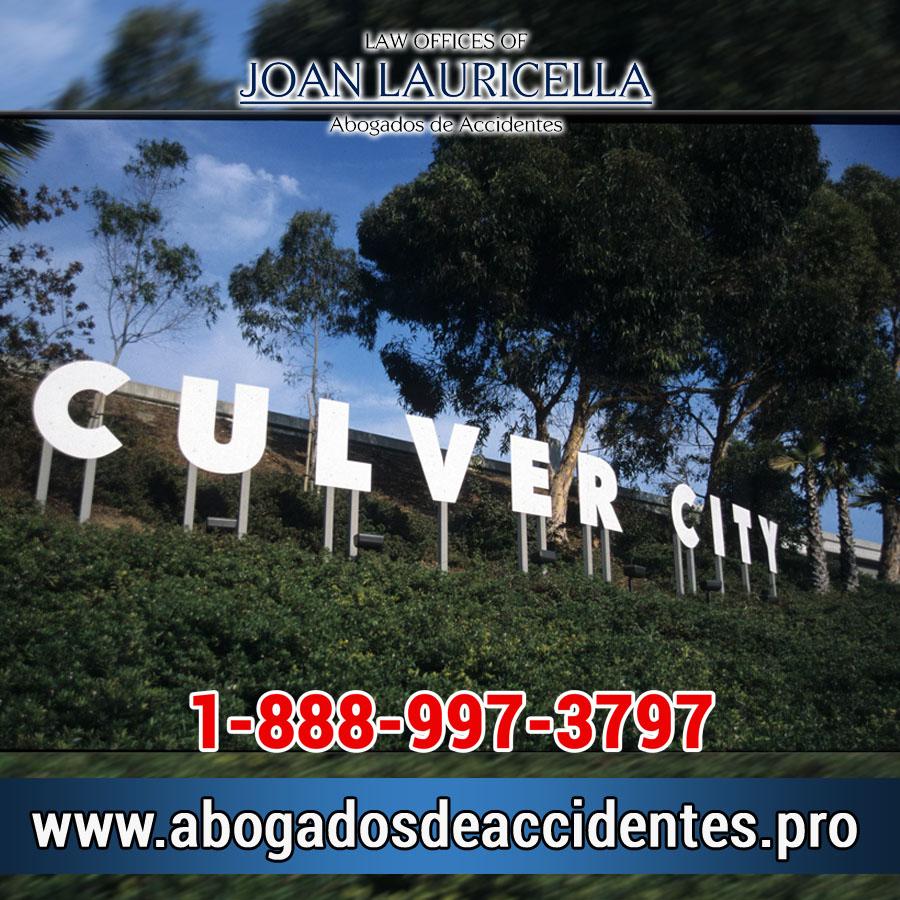 Abogados de Accidentes en Culver City