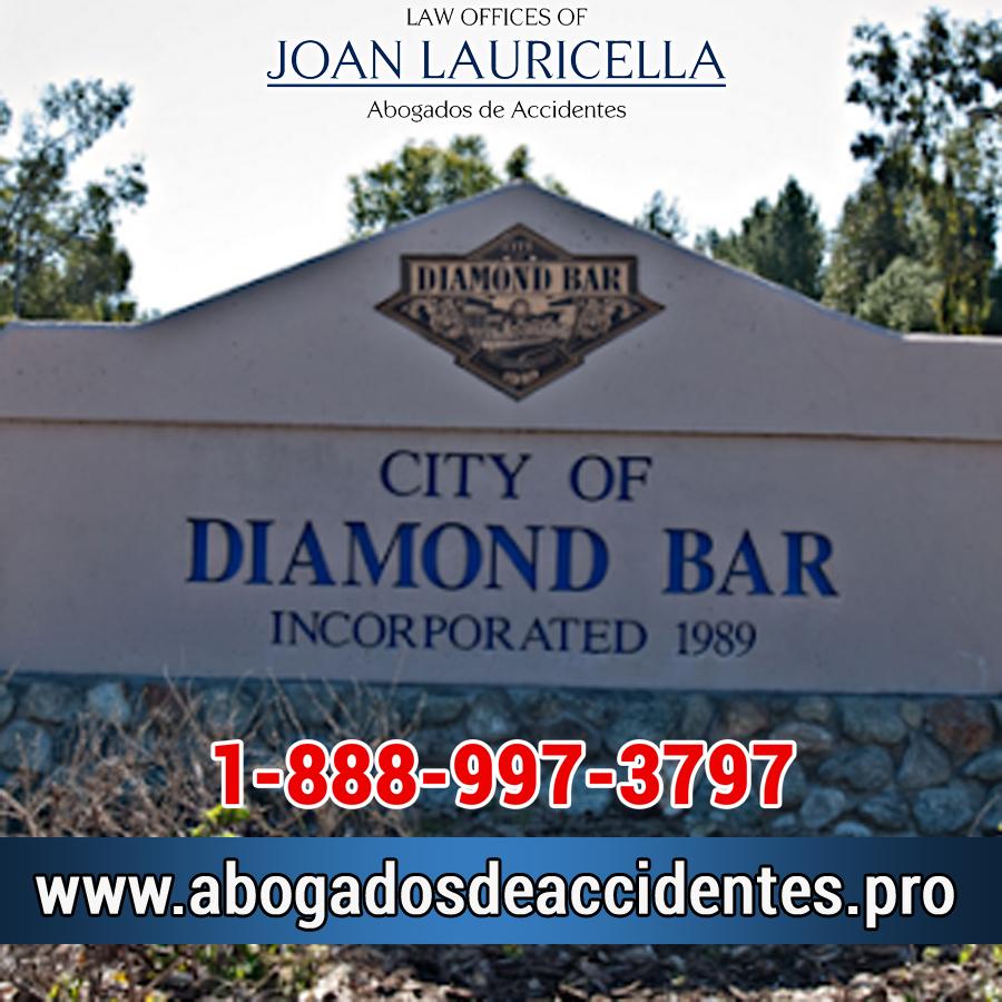 Abogados de Accidentes en Diamond Bar