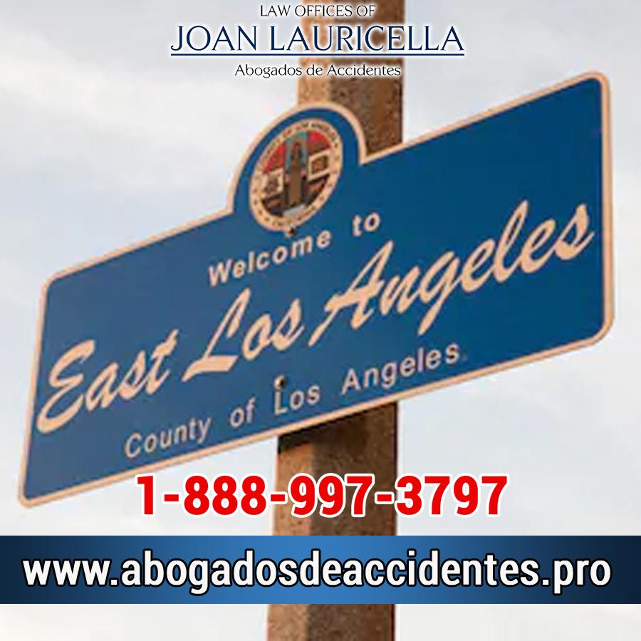 Abogados de Accidentes en East Los Angeles