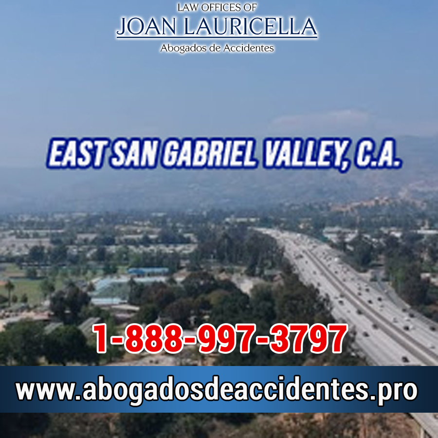 Abogados de Accidentes en East San Gabriel