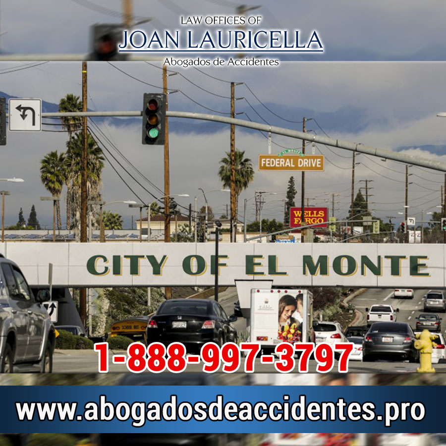 Abogados de Accidentes en El Monte
