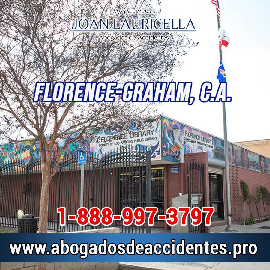 Abogados de Accidentes en Florence-Graham
