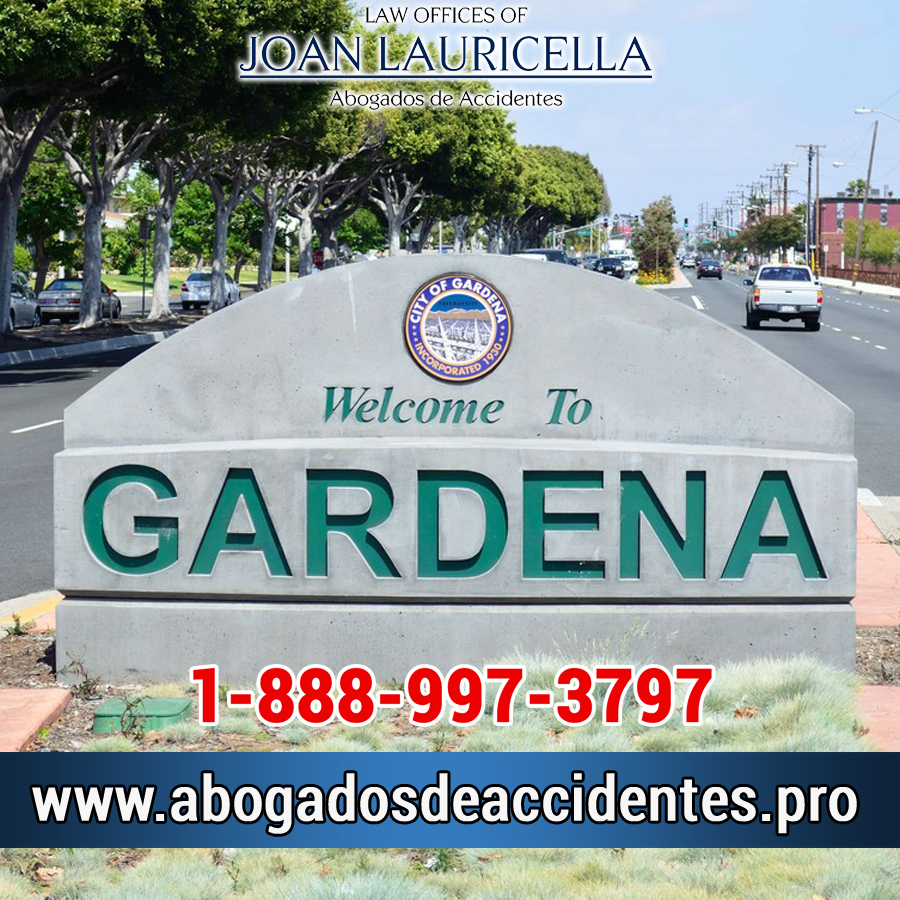 Abogados de Accidentes en Gardena