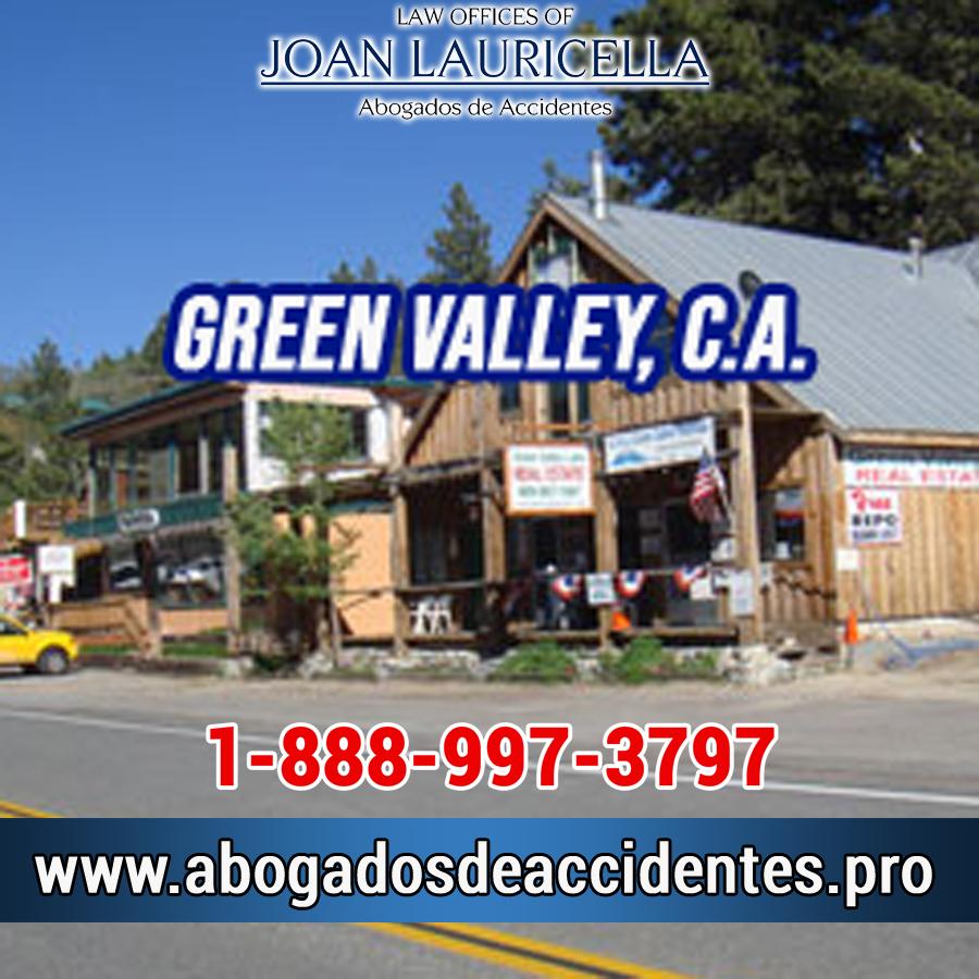 Abogados de Accidentes en Green Valley