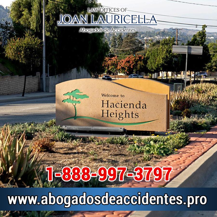 Abogados de Accidentes en Hacienda Heights