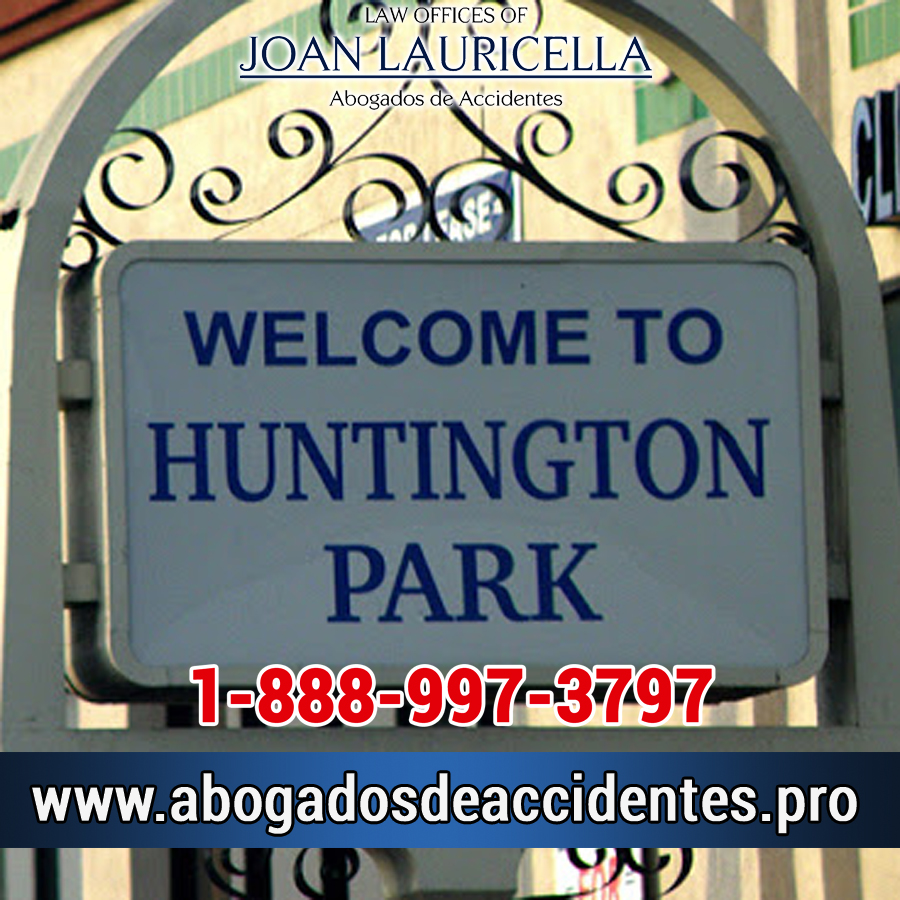 Abogados de Accidentes en Huntington Park