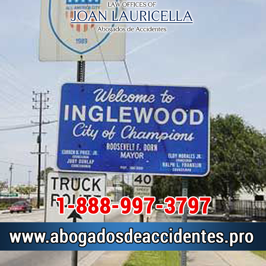 Abogados de Accidentes en Inglewood