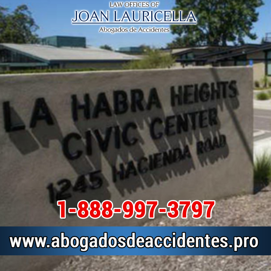 Abogados de Accidentes en La Habra Heights