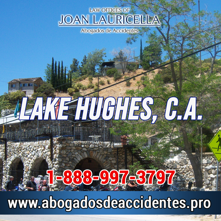 Abogados de Accidentes en Lake Hughes