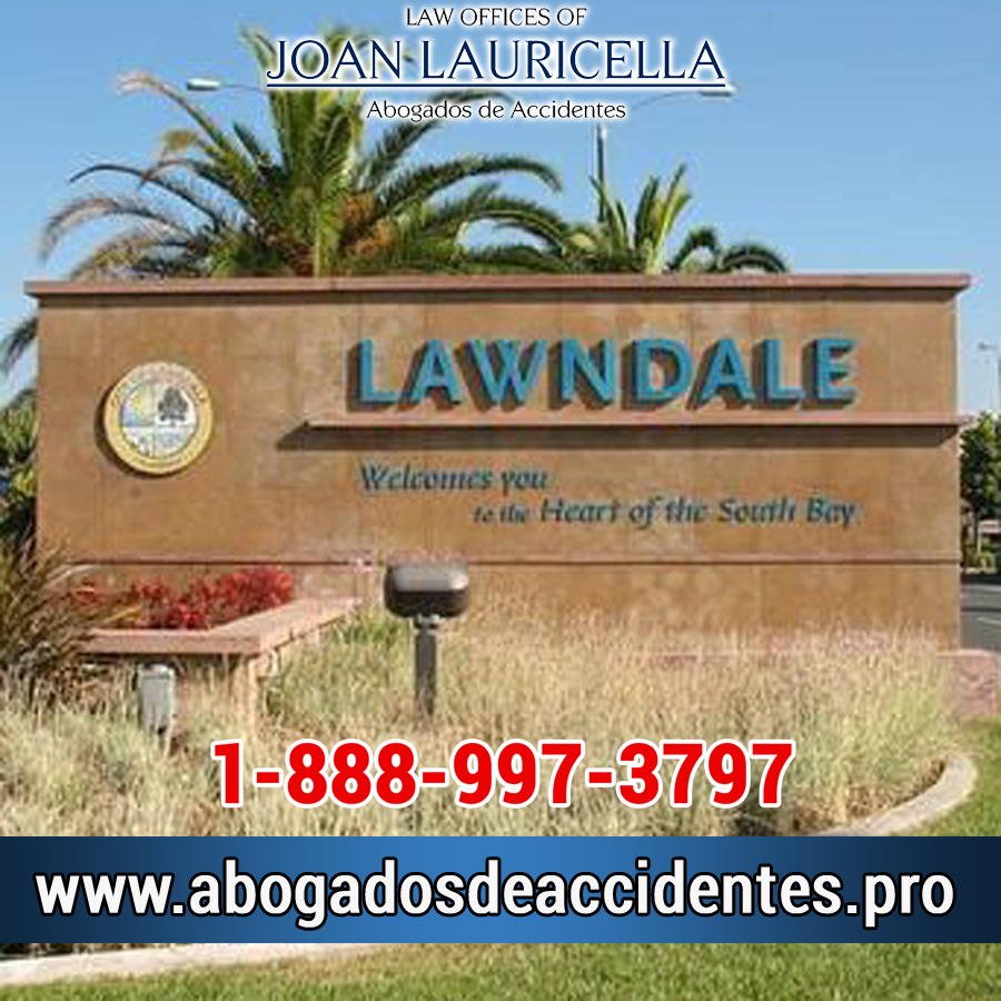 Abogados de Accidentes en Lawndale Los Angeles