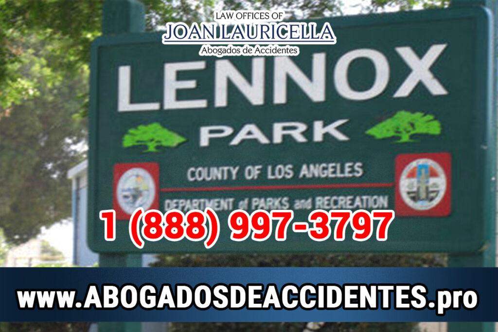 Abogados de Accidentes en Lennox Los Angeles