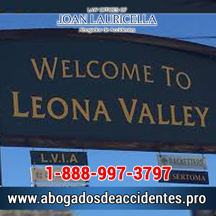 Abogados de Accidentes en Leona Valley Los Angeles