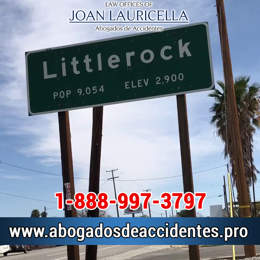 Abogados de Accidentes en Little Rock Los Angeles