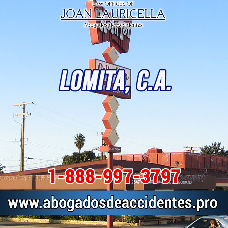 Abogados de Accidentes en Lomita