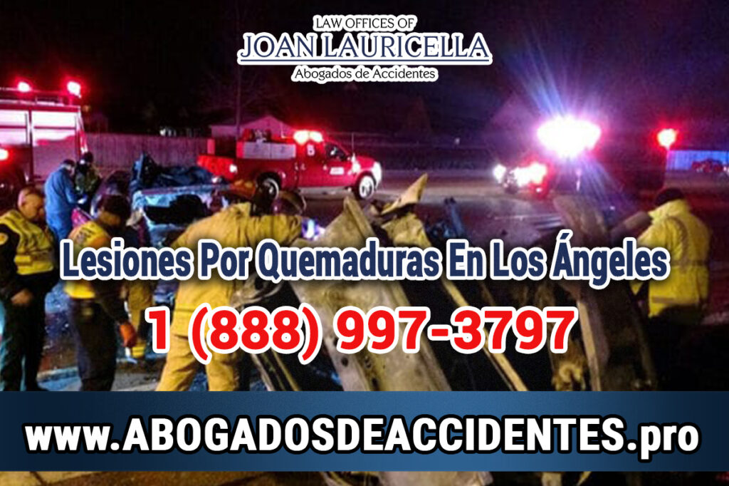 Abogado de Accidentes en Los Ángeles