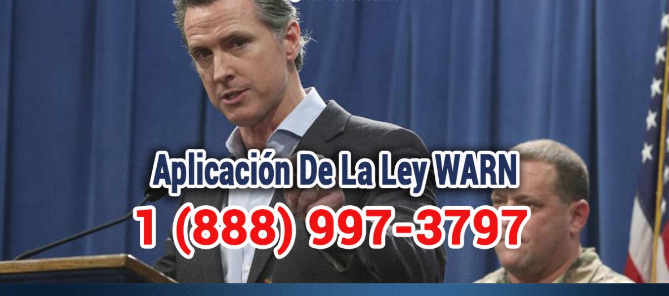 ¿Qué es la Ley WARN de Los Angeles?