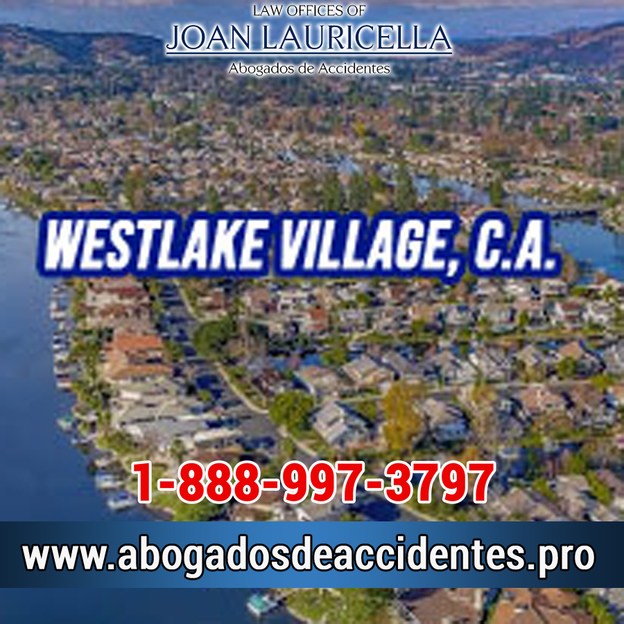 Abogados de Accidentes en Westlake Village Los Angeles,