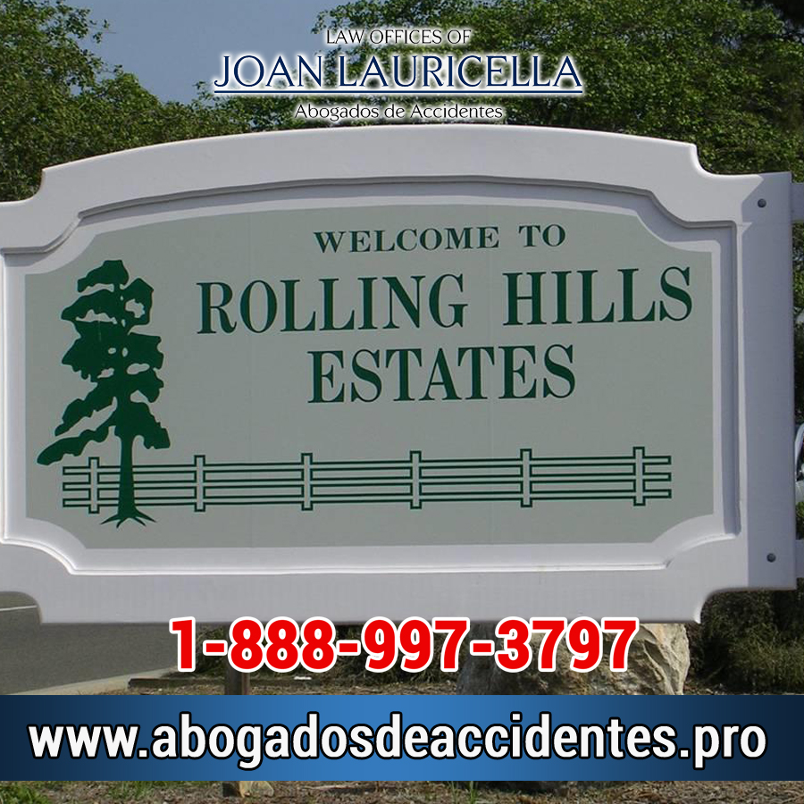 Abogados de Accidentes en Rolling Hills Estates Los Angeles,