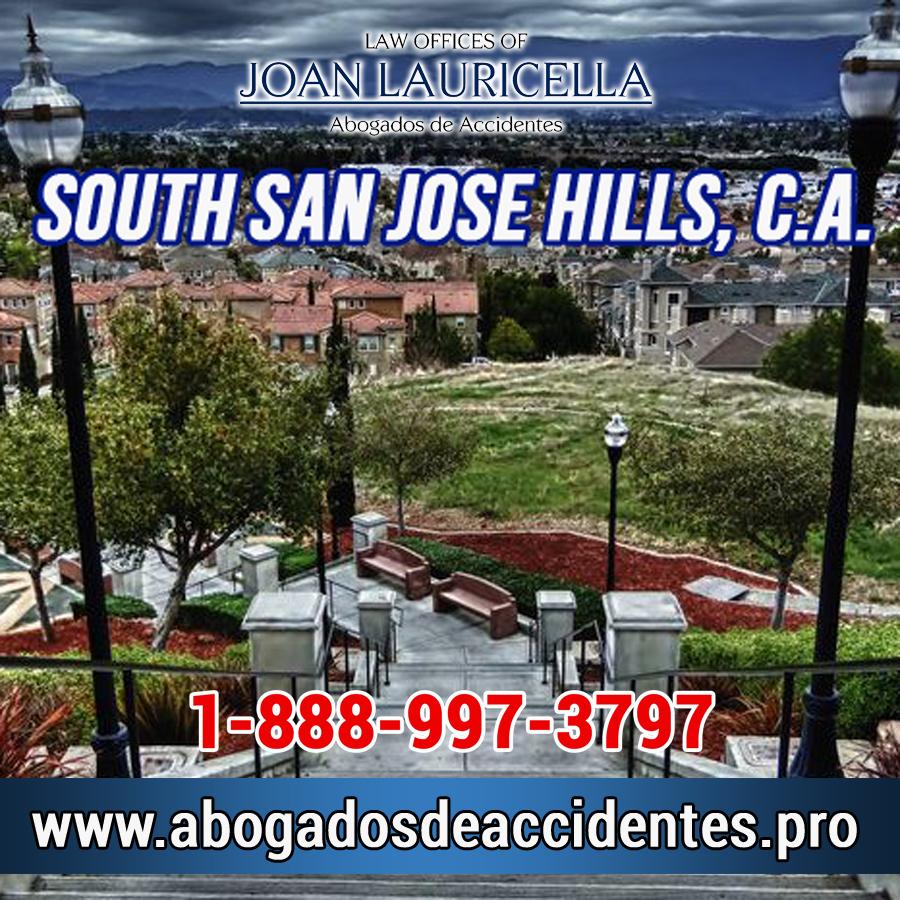 Abogados de Accidentes en South San Jose Hills Los Angeles,